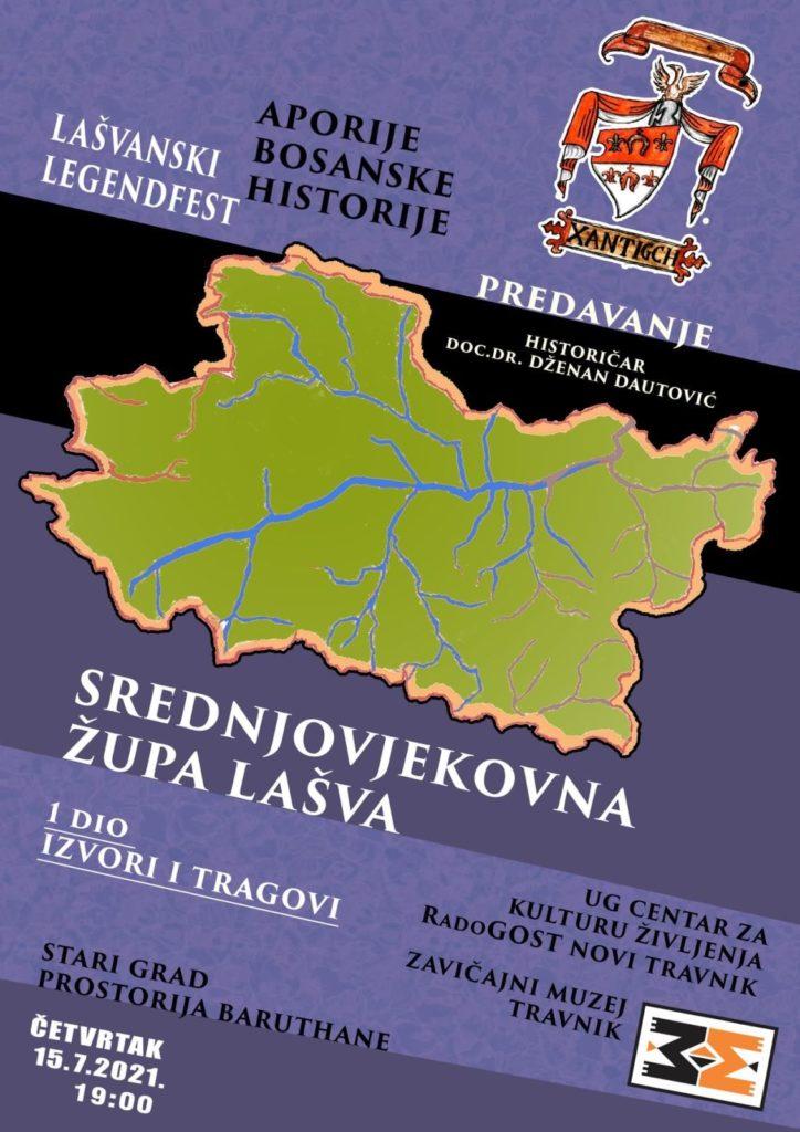 Sutra na tvrđavi Stari Grad predavanje historičara Dženana Dautovića