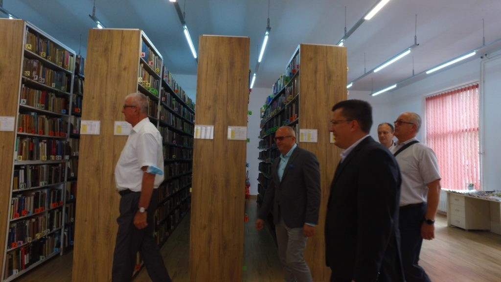 (FOTO) Svečano otvoreno Centralno odjeljenje JU Gradska biblioteka Travnik