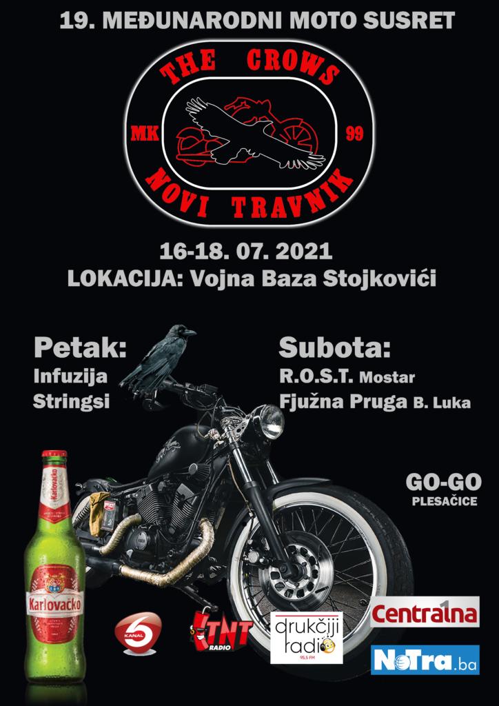 U susret Međunarodnim moto susretima u Novom Travniku