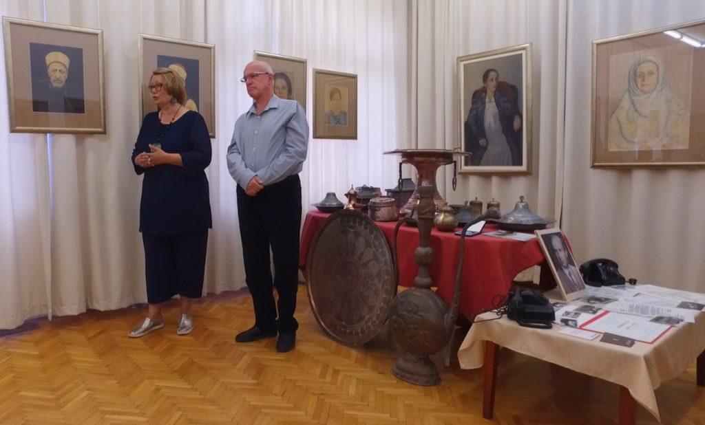travničkom muzeju darovani lični predmeti doktora rakigije