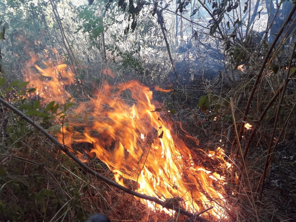 TVJ Travnik/ Izazvao požar pa zabranio pristup vatrogascima
