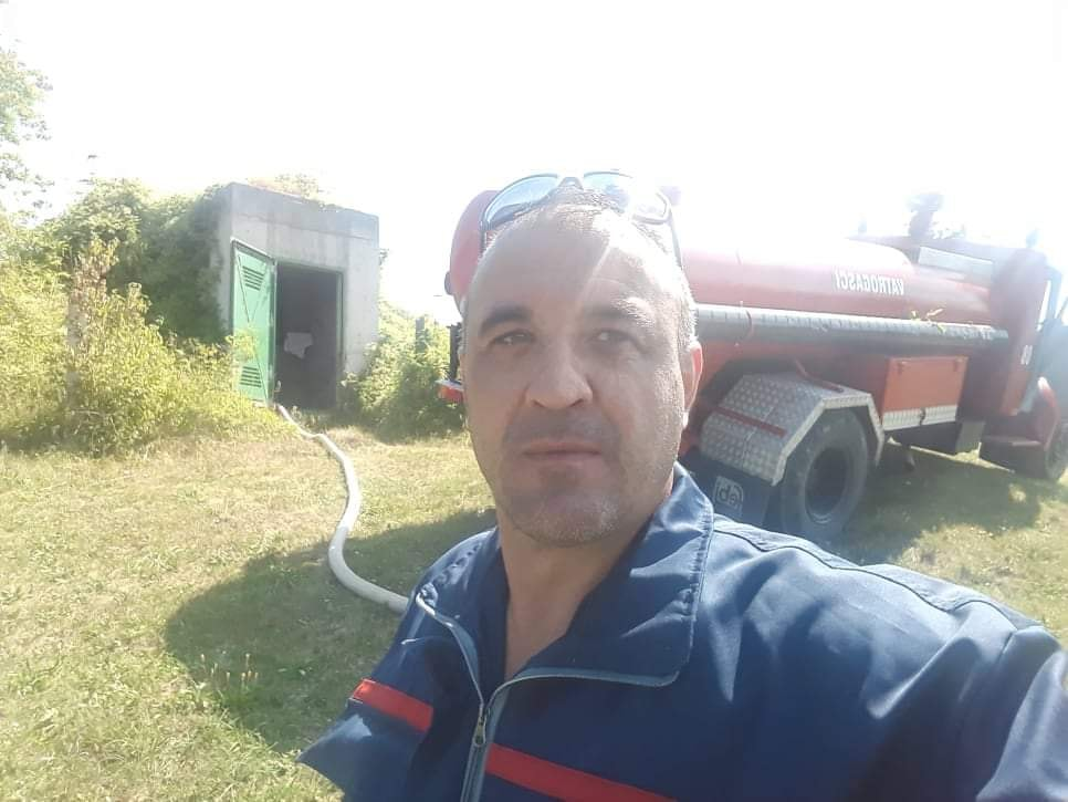 Travnički vatrogasci mještanima naselja Dukat i Gornji Dedići dostavili vodu
