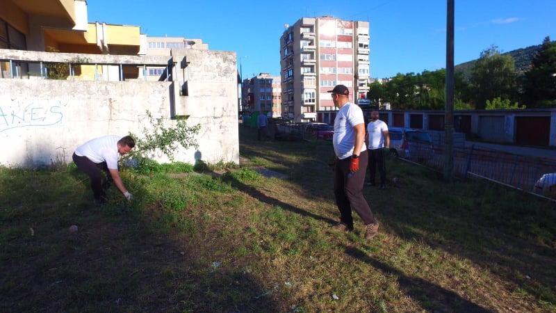 (VIDEO) Počeli radovi na čišćenju u Mjesnoj zajednici Kalibunar