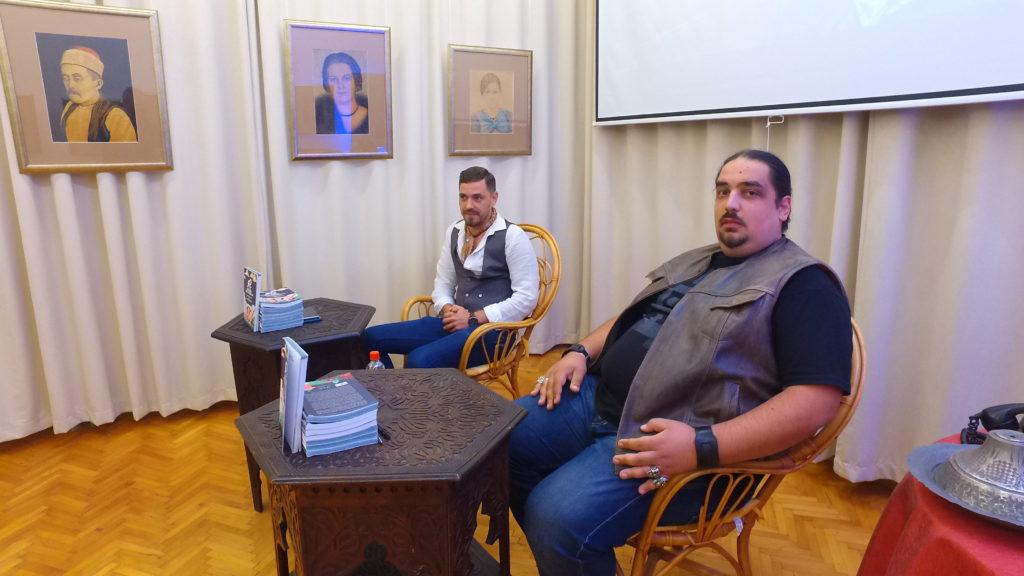 Zavičajni muzej Travnik/ Predstavljen putopisni vodič Zorana Matića