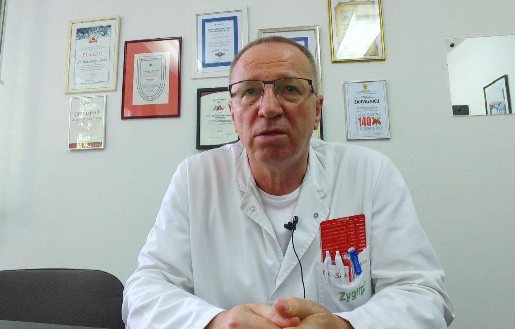 Iz Doma zdravlja Travnik apeluju na građane da se vakcinišu