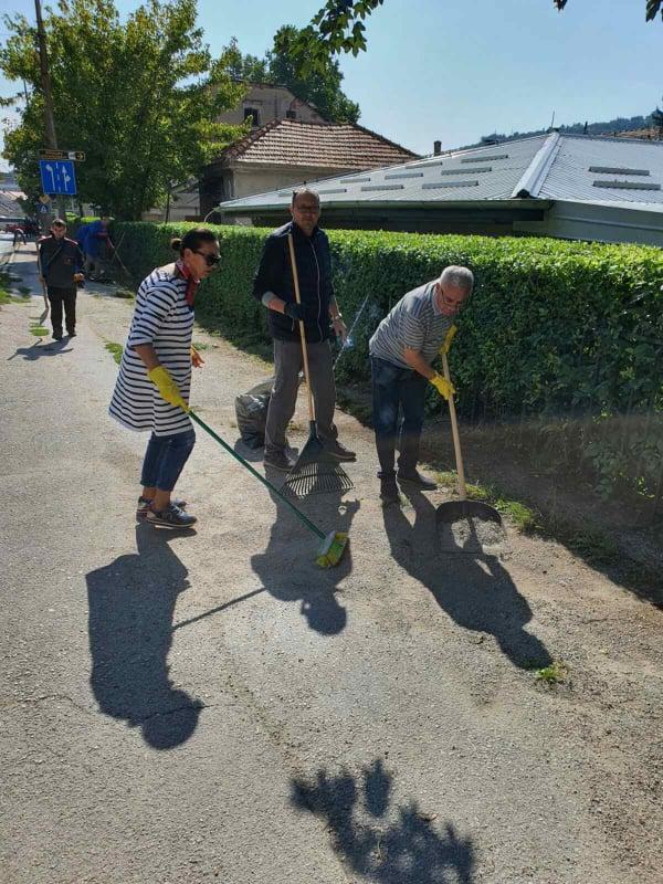 (FOTO) U Sedmici društvene odgovornosti učestvuju i uposlenici JKP Bašbunar