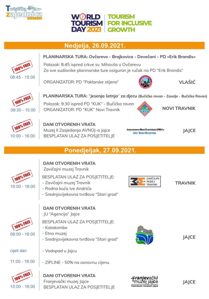 iskoristi priliku i posjeti omiljene destinacije u srednjoj bosni besplatno!!!