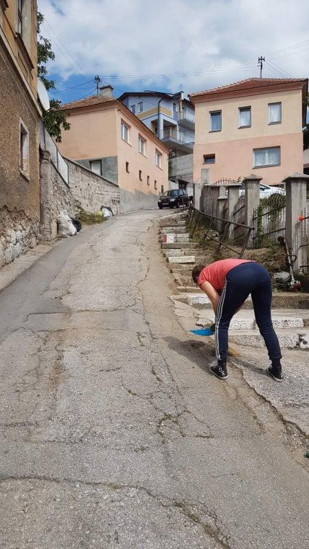 (foto) nastavljeni radovi u mz stari grad