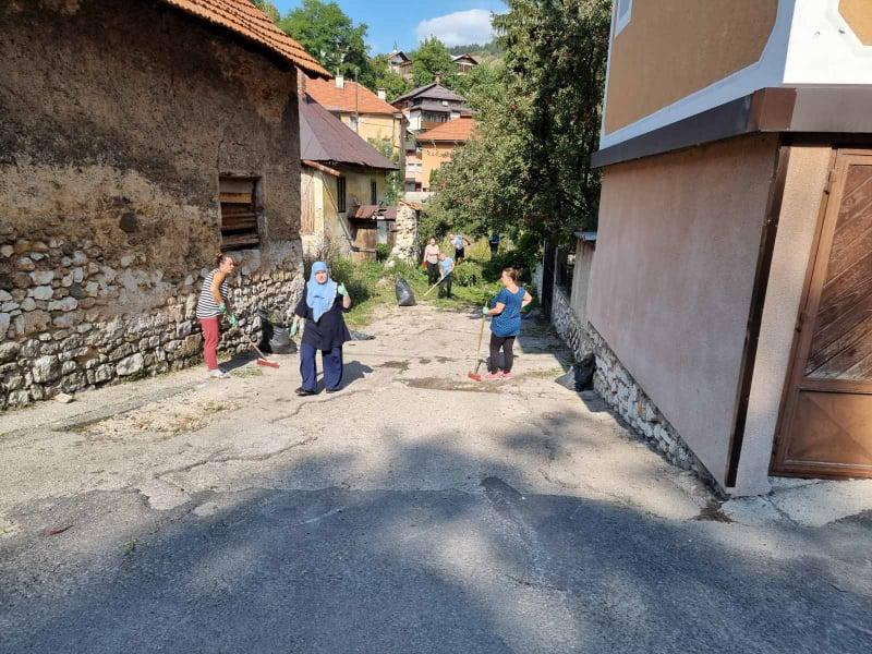 (FOTO) Pogledajte kako je protekla akcija čišćenja u Donjem Osoju
