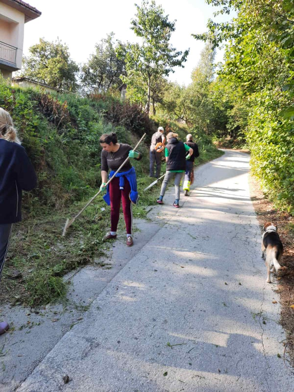 (foto) radno i u mjesnim zajednicama vlahovići, turići, pirići i šišava