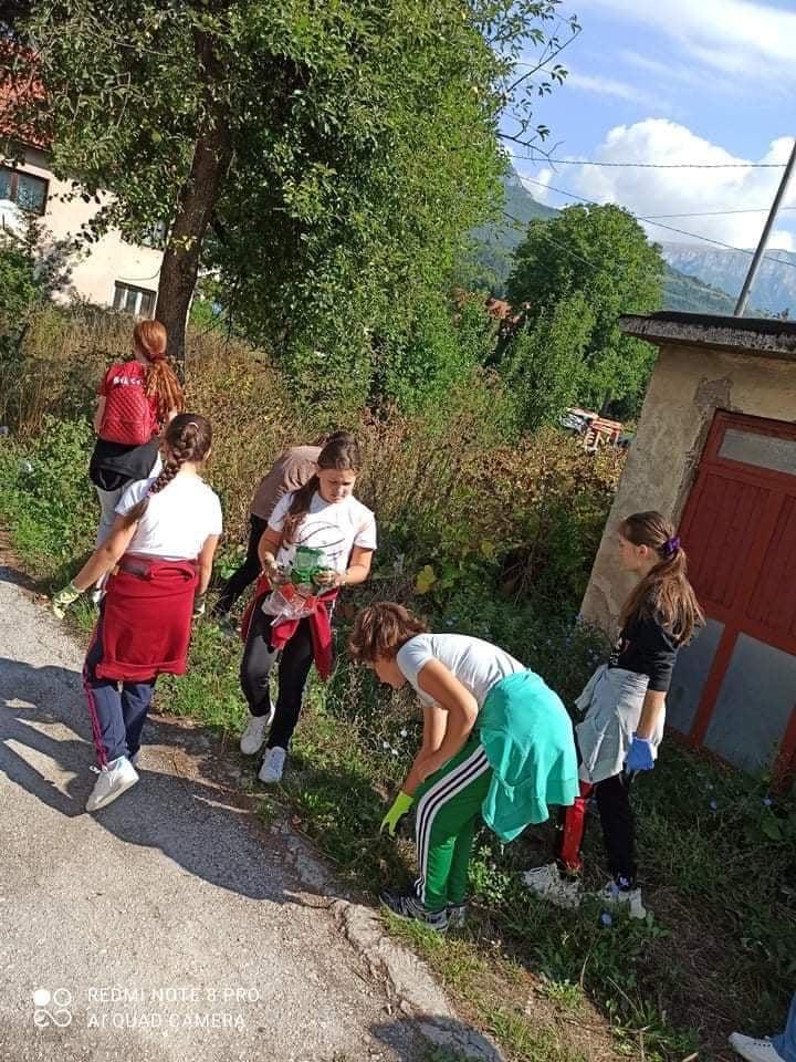 (FOTO) TURBE / Veliki broj učesnika akcije čišćenja odradio odličan posao