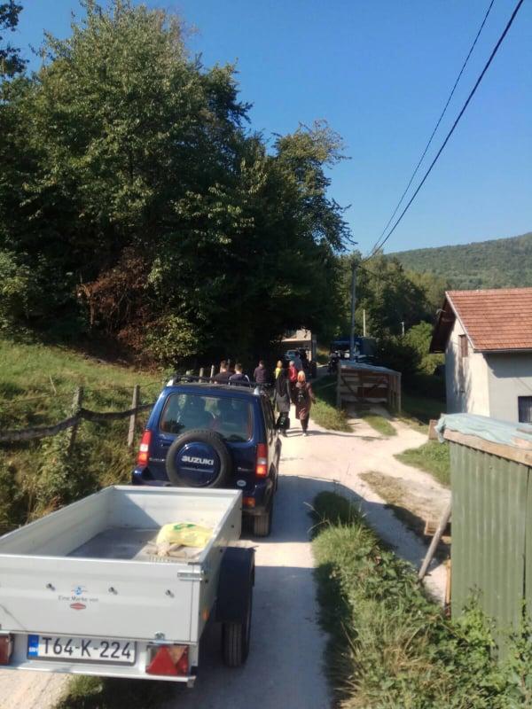 (FOTO) MZ Polje - Slimena / Pogledajte kako teku radovi na čišćenju i uređenju Vilenice