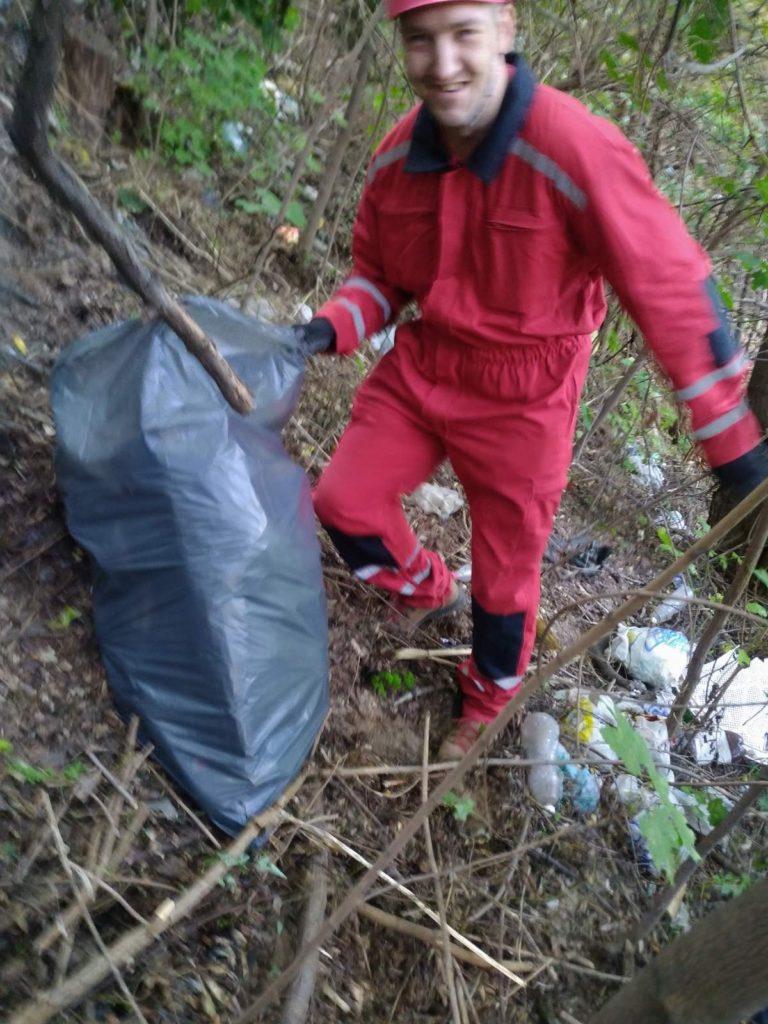 """(FOTO) """"Sedmica društvene odgovornosti"""" / Na terenu je i Gorska služba spašavanja Travnik"""