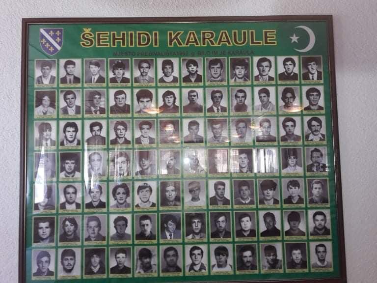 Obilježena 26. godišnjica oslobođenja Karaule