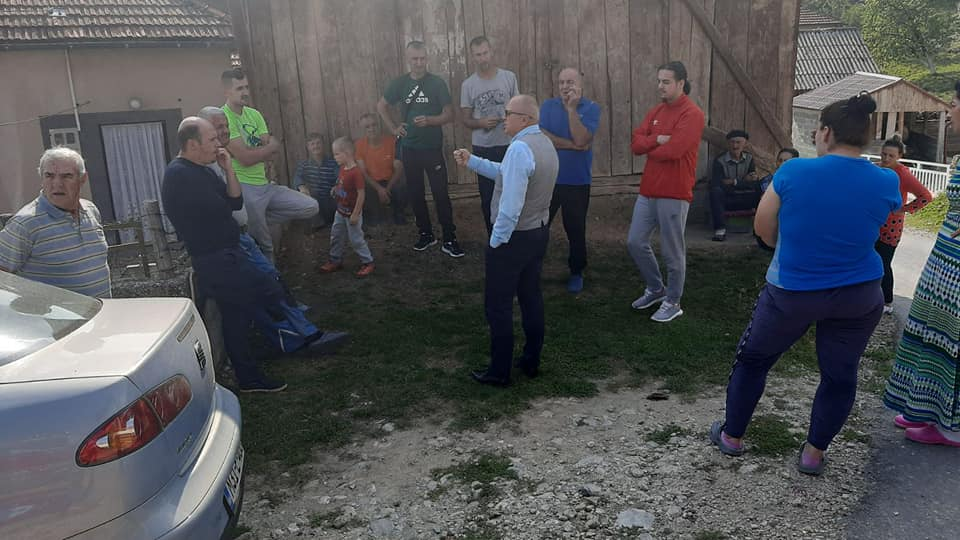 Kenan Dautović posjetio Suhi Dol