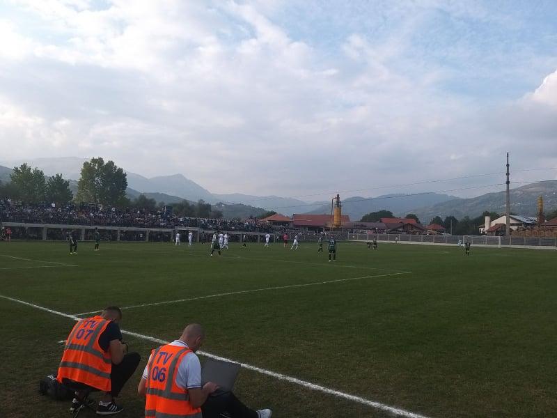 (FOTO) U Han Biloj utakmica Rudara i Želje / Trenutni rezultat 0-3
