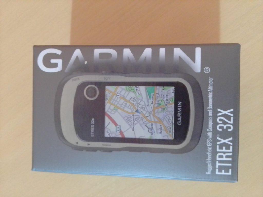 GSS Češke republike GSS Travnik isporučila GPS marke Garmin eTrex 32x Europe
